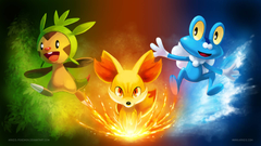 pokemon x and y hd wallpapers GamingBolt Video Game News