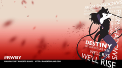 RWBY Wallpapers and DVD Giveaway