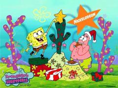 Spongebob Squarepants Christmas Wallpapers HD