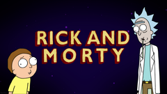 I made myself a Rick and Morty wallpaper I thought I would share