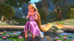Tangled Rapunzel Desktop Wallpapers HD