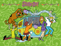Scooby Doo Wallpapers and Coloring Page