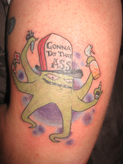 Adult Swim image Squidbillies Tattoo HD wallpapers and backgrounds
