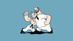 Popeye Sailor Man Full Hd Wallpapers Pf Cartoon Of Mobile High