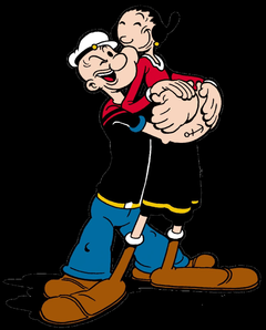 Wallpapers Popeye Hd Cartoon With Pf Image For PC Olive