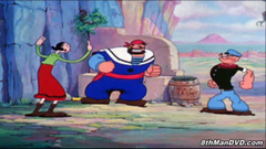 POPEYE THE SAILOR MAN Meets Sindbad the Sailor