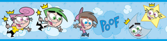 Brewster Wallpapers Fairly Odd Parents Border