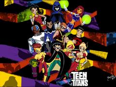 teen titans wallpapers 7