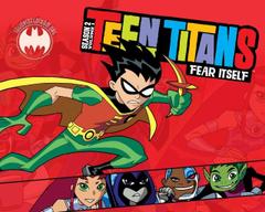 cartoon network teen titans games fear itself wallpapers