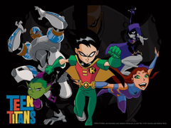 Teen Titans Wallpapers by RedFalcon821
