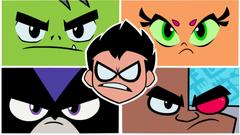 TEEN TITANS animation action adventure superhero dc