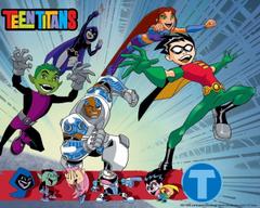 Papel de Parede HD Wallpapers Teen Titans