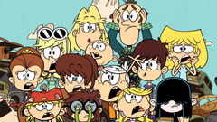 The Loud House Color Lincoln Loud