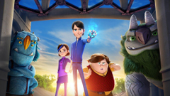 Jim Claire Toby Blinky Argh Trollhunters HD Tv Shows 4k Wallpapers