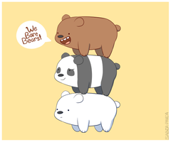 We Bare Bears Wallpaper Image Collection of We Bare Bears