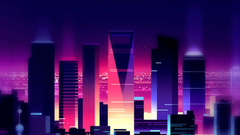 New Retro Wave Wallpapers