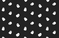 Little Ghost Wallpapers Mural