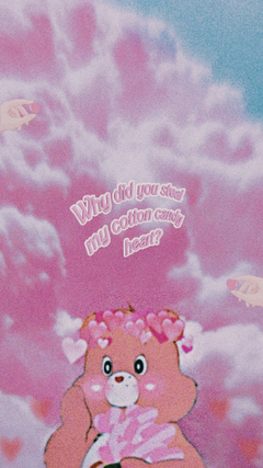 Care Bears aesthetic wallpapers
