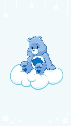 Cartoon Care Bear Aesthetic