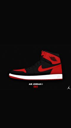 Retro Jordan iPhone Wallpapers