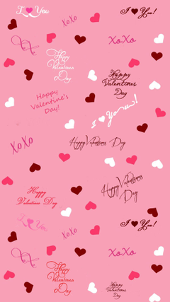 Cute Valentine iPhone Wallpapers To