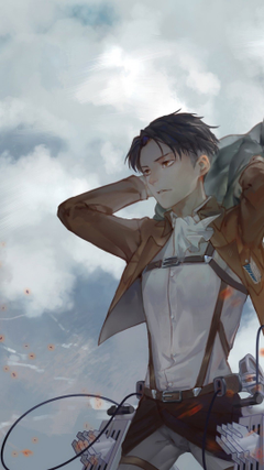 Levi iPhone Wallpapers