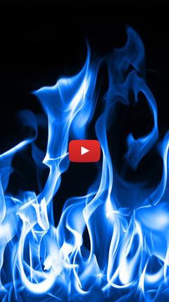 Blue flames Live wallpapers pinterest