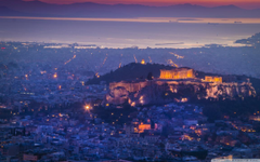 Athens Wallpapers 4K