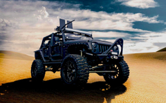 Jeep Wrangler For Army Wallpapers