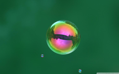 Group of Soap Bubbles Wallpapers 1152X720
