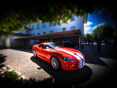 Wallpapers Dodge Viper SRT