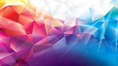 Abstract Best Polygon Hd Wallpapers for Desktop and Mobiles 1280x720
