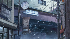 Anime Cityscape Wallpapers
