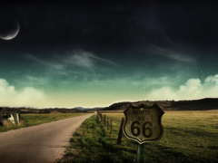 1600x1200 Route 66 desktop PC and Mac wallpapers 1600x1200