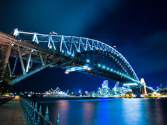 sydney harbour bridge Wallpapers and Backgrounds Image