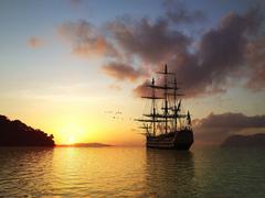 Ship Image on the digitalimagemakerworld chargeless