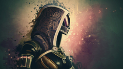 Pix For Mass Effect Tali Hot