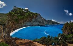 Porto Katsiki Lefkada Greece