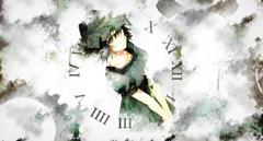 1920x1035 Shiina Mayuri Steins Gate Bird View Clock