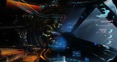 elite Dangerous Sci fi Spaceship Mmo Rpg Online Futuristic