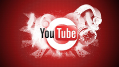 Wallpapers 2048x1152 Youtube Video hosting Logo Google