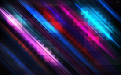 Multicolored squares and lines wallpapers