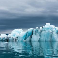 Antarctica iceberg ocean 5k Apple iPad Air