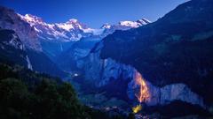 Switzerland Landscape 4k HD Nature 4k Wallpapers Image