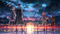 Sword Art Online HD Wallpapers