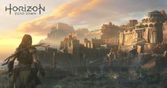 The Art of Horizon Zero Dawn Digital Art Book