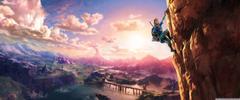 The Legend of Zelda Breath of the Wild Link 4K HD Desktop