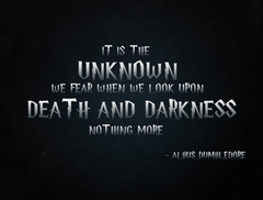 Albus Dumbledore Harry Potter Quote Harry Potter and the Half