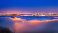 Golden Gate Wallpapers 4K