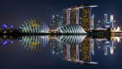 Marina Bay Sands 5k Retina Ultra HD Wallpapers